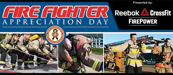 Firefighter Appreciation Day